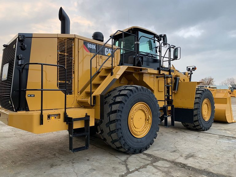 Caterpillar 988K Wheel Loader SN 18XX Image